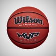 Míč basketbal Wilson MVP ELITE BSKT BROWN