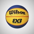Míč basketbal Wilson FIBA 3X3 GAME