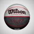 Wilson MVP Elite bskt red/blue, vel. 7