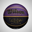 Wilson MVP Elite bskt purple/black, vel. 7