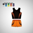 Dres atletika TOP 6 komplet